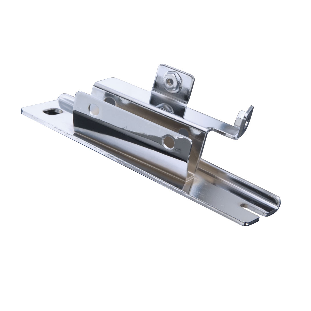 J&P Cycles® Chrome Coil Bracket