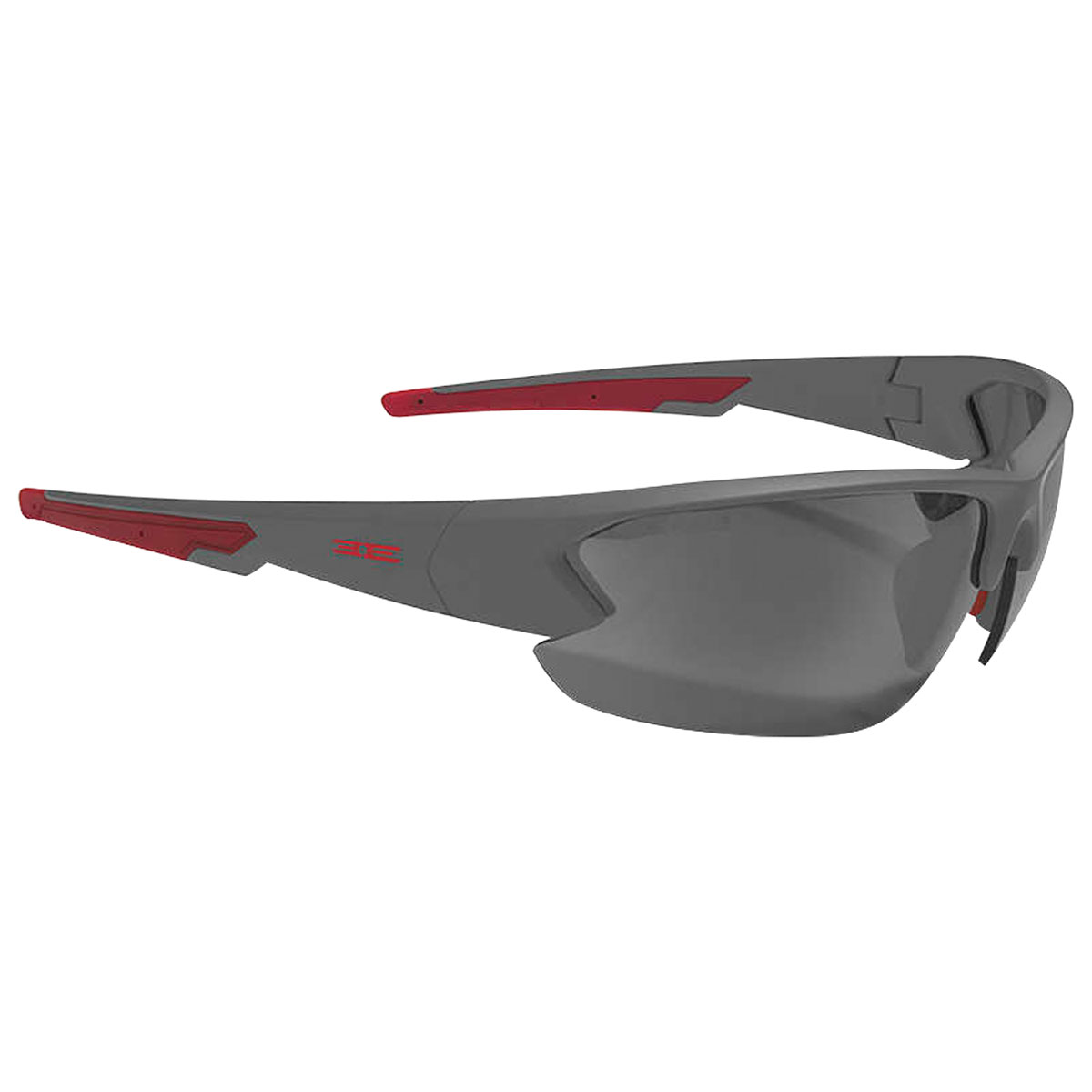 Epoch Eyewear Epoch 4 Gray Sunglasses with Smoke Lens