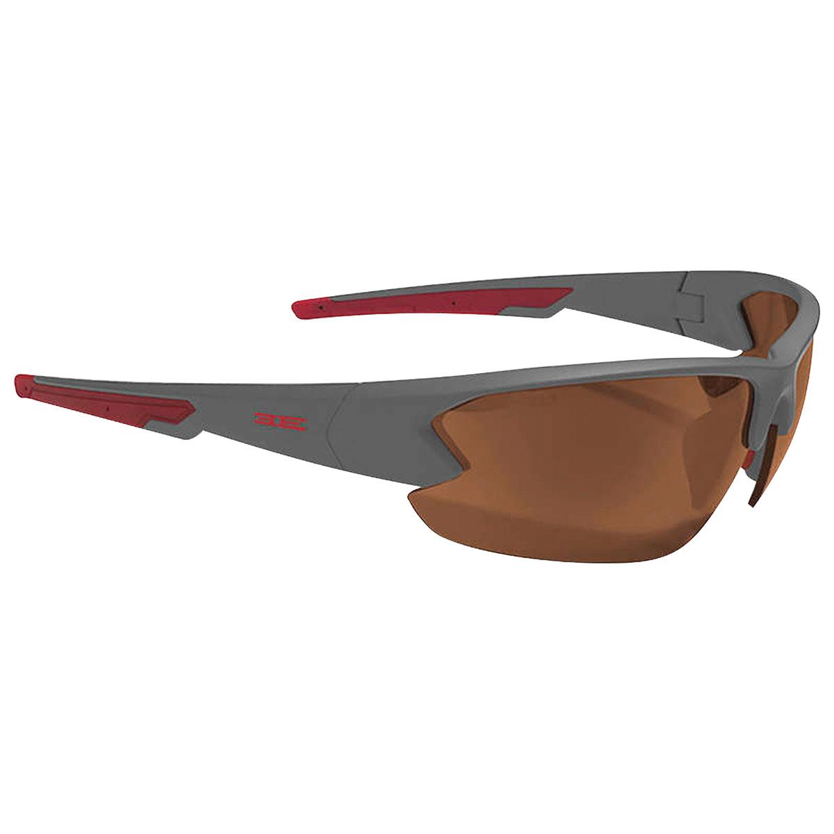 Epoch Eyewear Epoch 4 Gray Sunglasses with Amber Lens