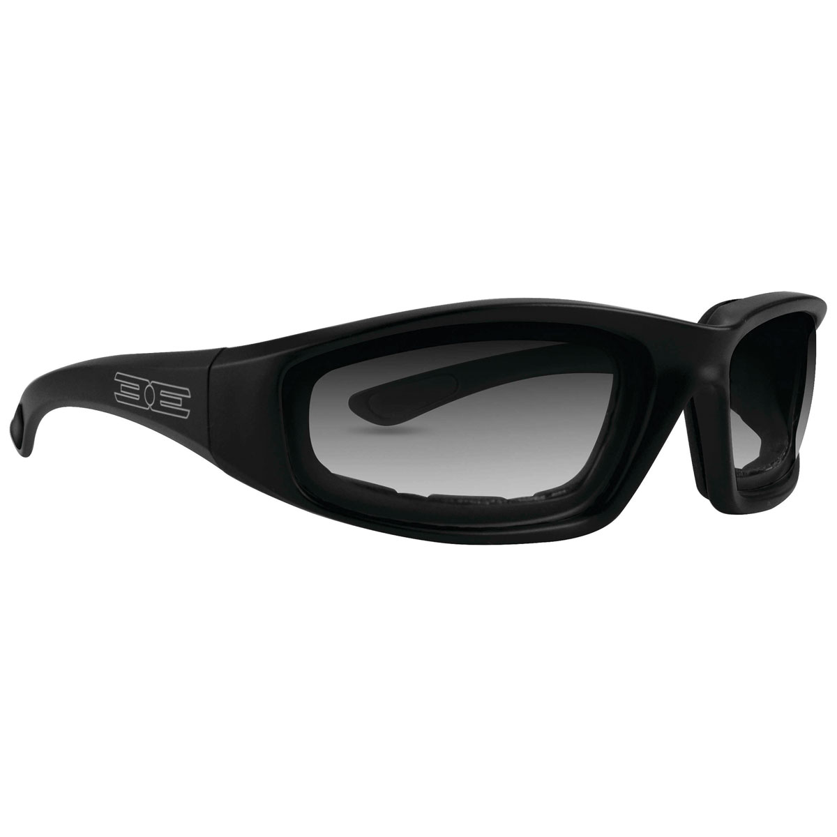 Epoch Eyewear Foam Photochromic Sunglasses with Clear to Smoke Lens