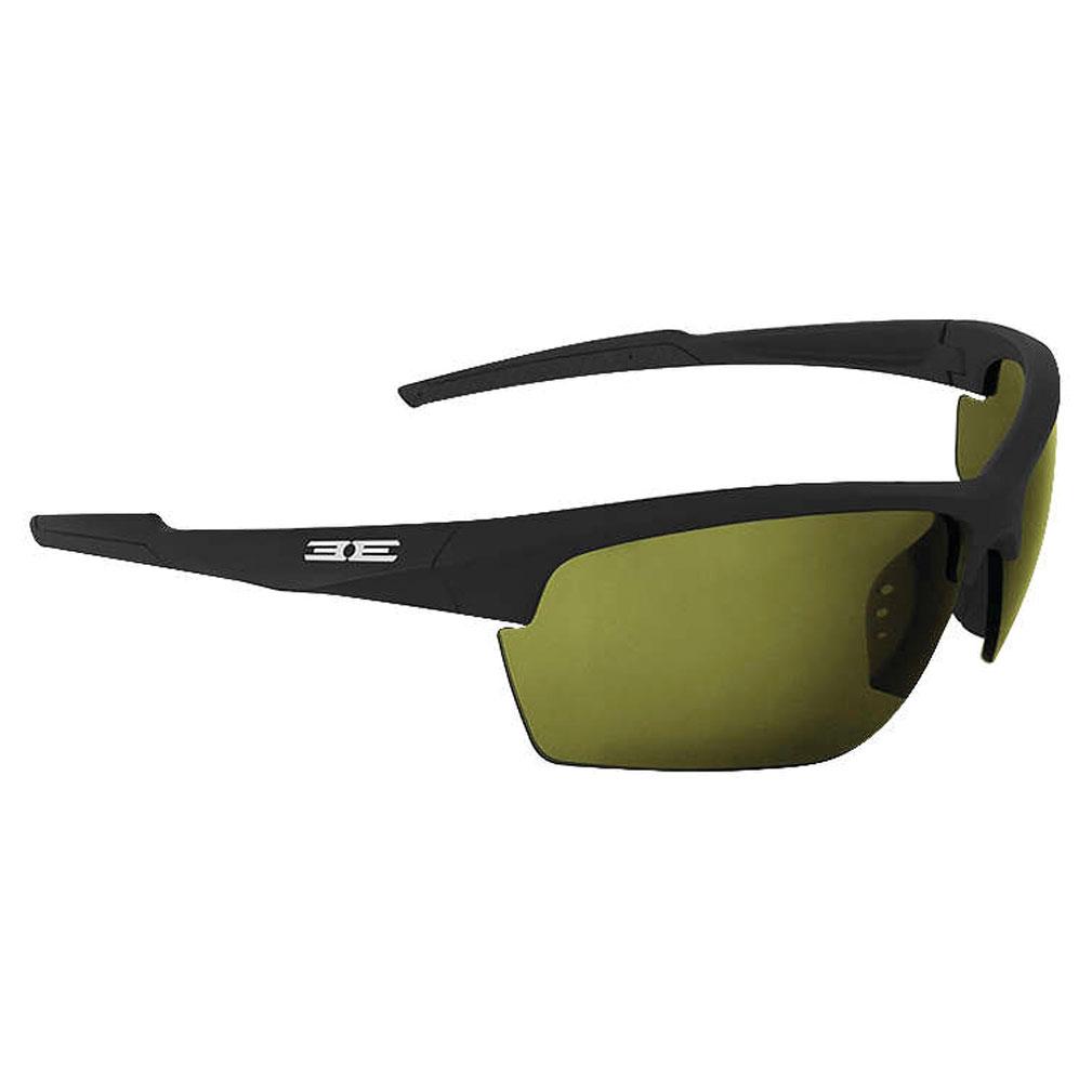 Epoch Eyewear Epoch 7 Sunglasses with High Clarity Green Lens