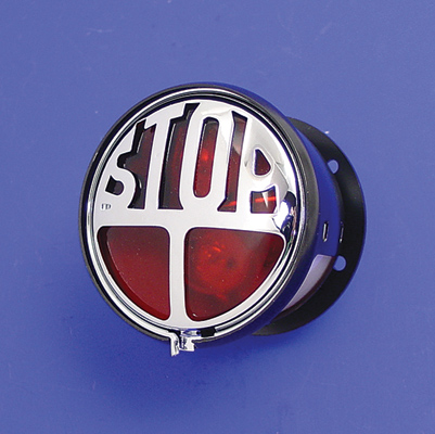 V-Twin Manufacturing STOP Tail Lamp