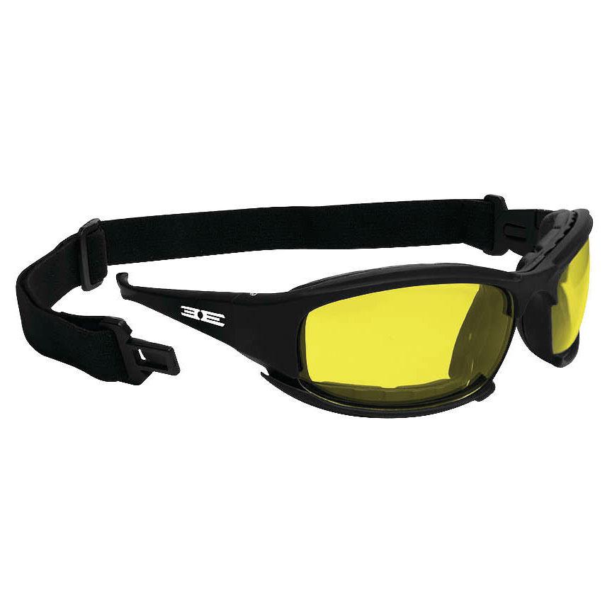 Epoch Eyewear Hybrid Sunglasses with Yellow Lens