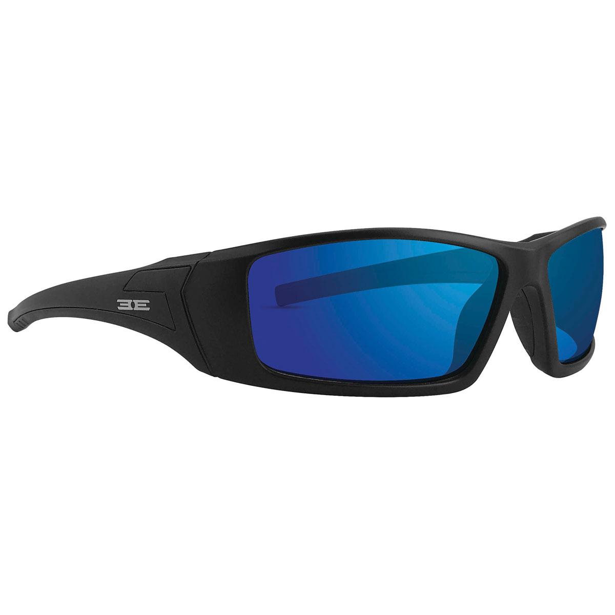 Epoch Eyewear Epoch 3 Sunglasses with Blue Mirror Lens
