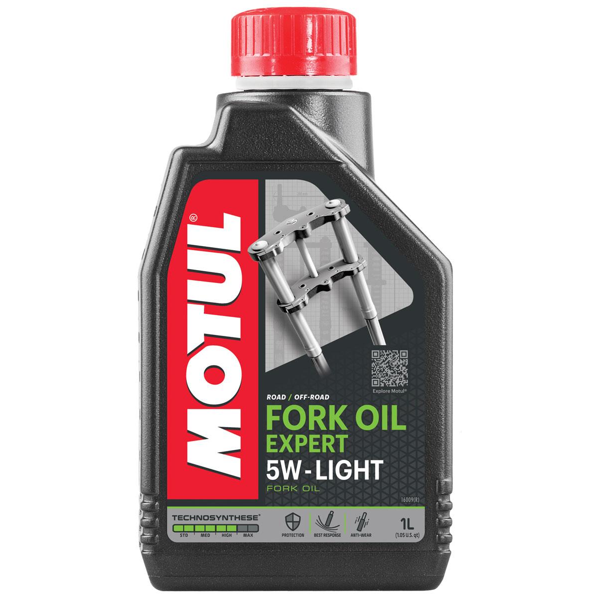 MOTUL 5W Expert Semi Synthetic Fork Oil Liter