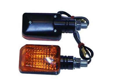 K&S Halogen Mini-Stalk Turn Signals