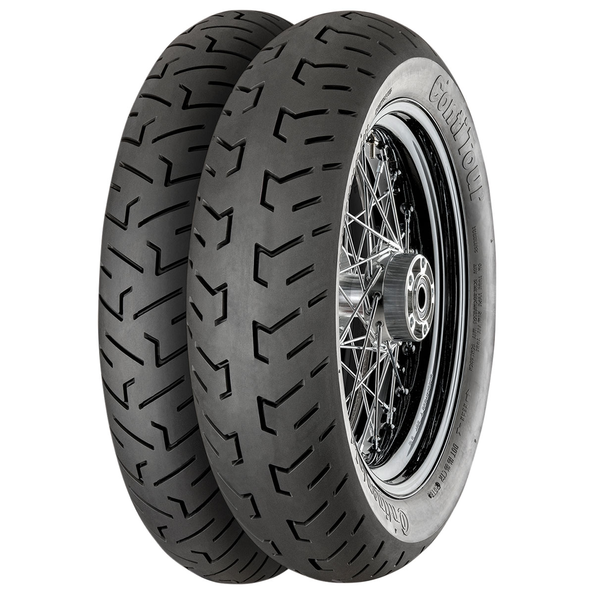 Continental Tour 120/70B21 Reinforced Front Tire