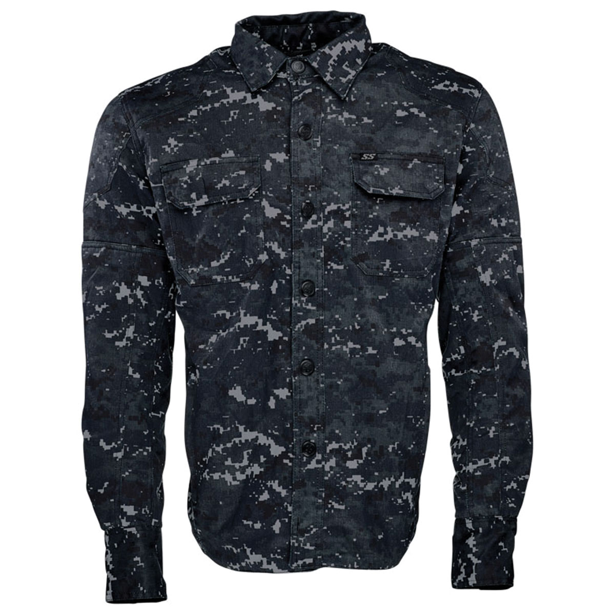 Speed and Strength Men's Call to Arms Moto Shirt