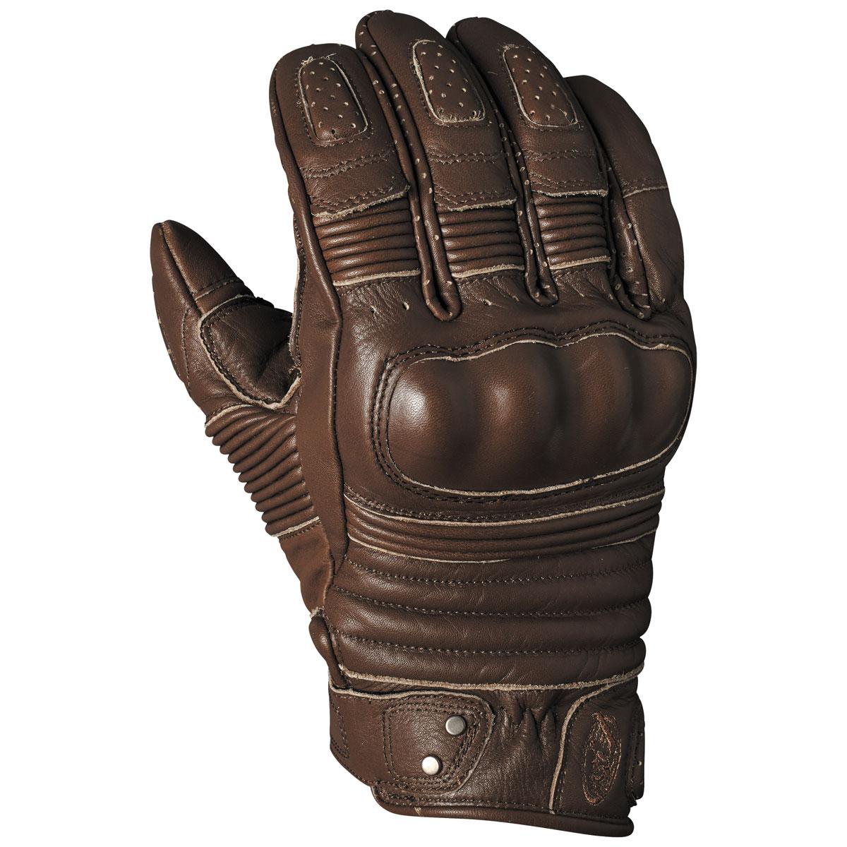 Roland Sands Design Apparel Men's Berlin Tobacco Gloves