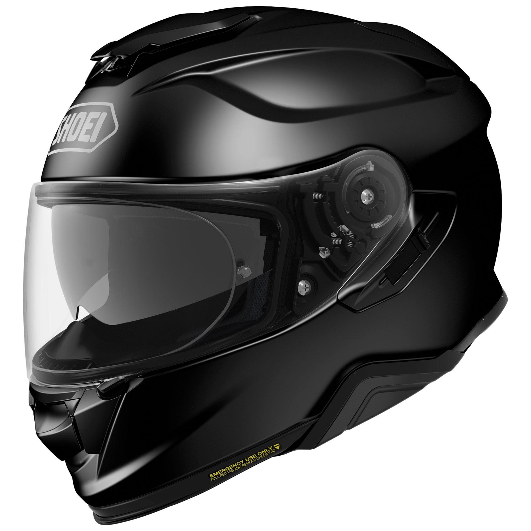 Shoei GT-Air II Gloss Black Full Face Helmet