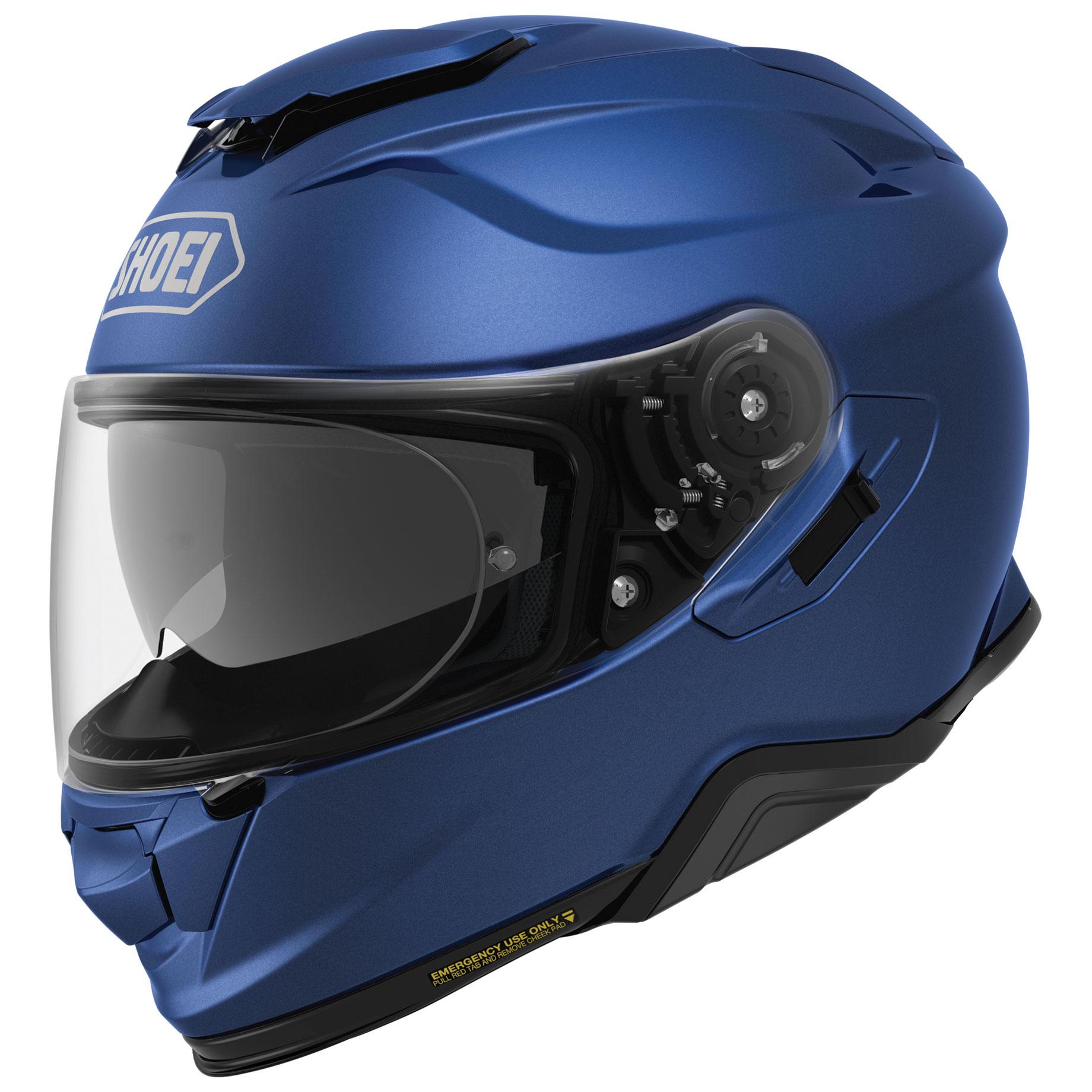 Shoei GT-Air II Blue Metallic Full Face Helmet