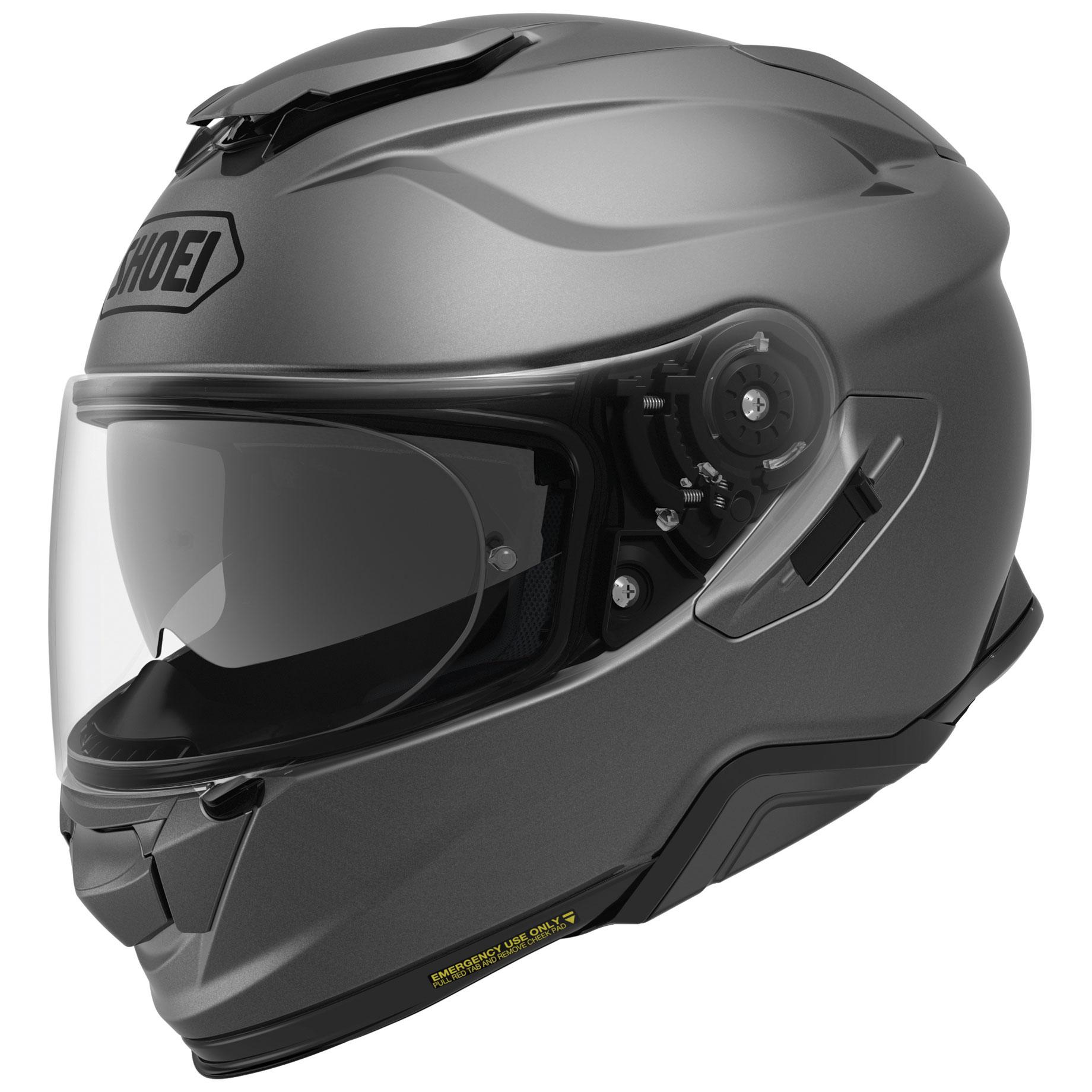 Shoei GT-Air II Deep Gray Full Face Helmet