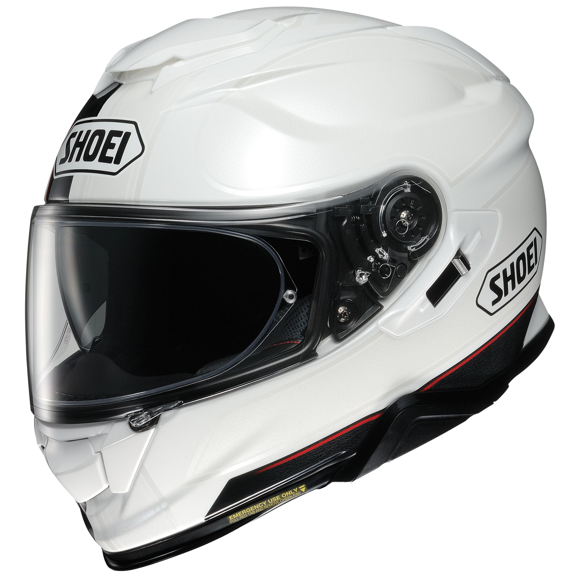 Shoei GT-Air II Redux White/Black Full Face Helmet