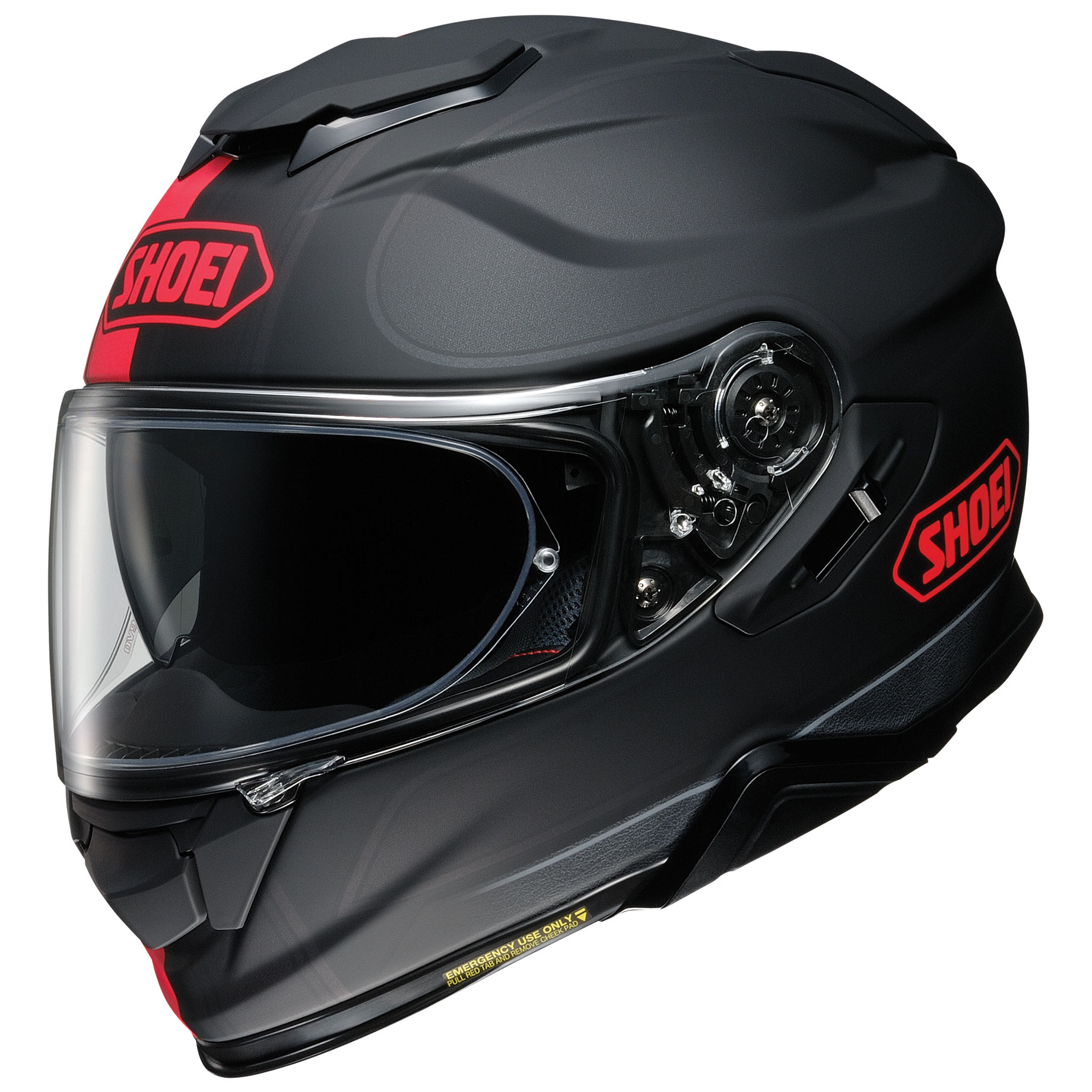 Shoei GT-Air II Redux Matte Red/Black Full Face Helmet