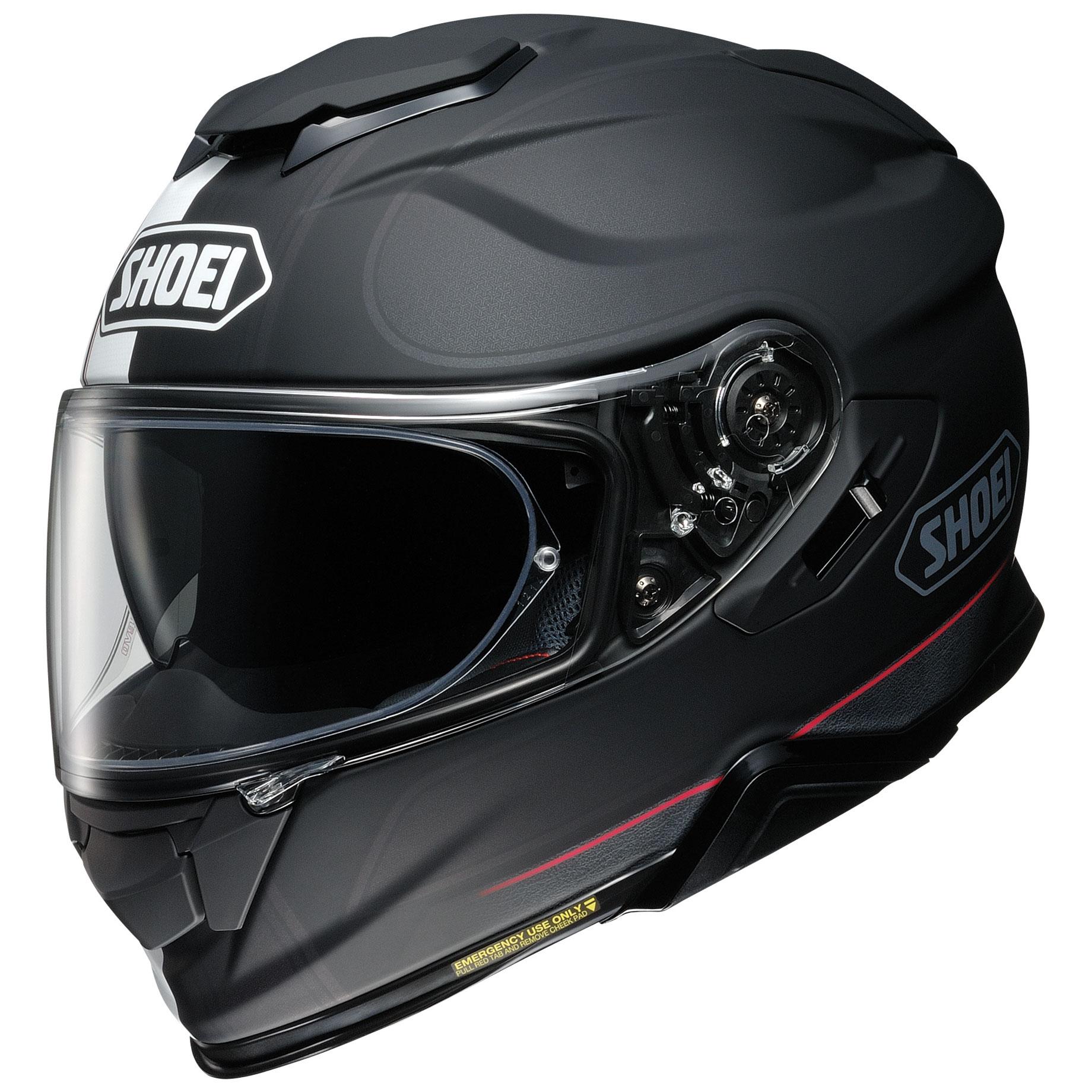 Shoei GT-Air II Redux Matte Gray/Black Full Face Helmet