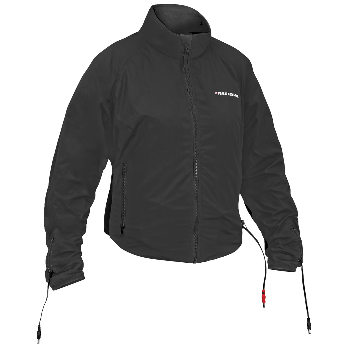 Firstgear Women's 90-Watt Heated Black Jacket Liner