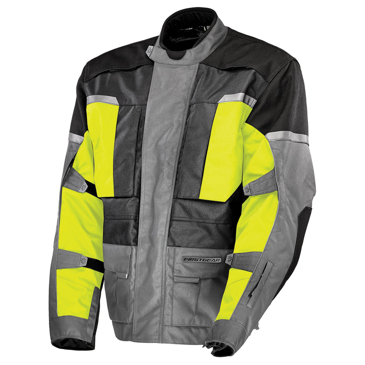 Firstgear Men's Jaunt Hi-Viz Jacket