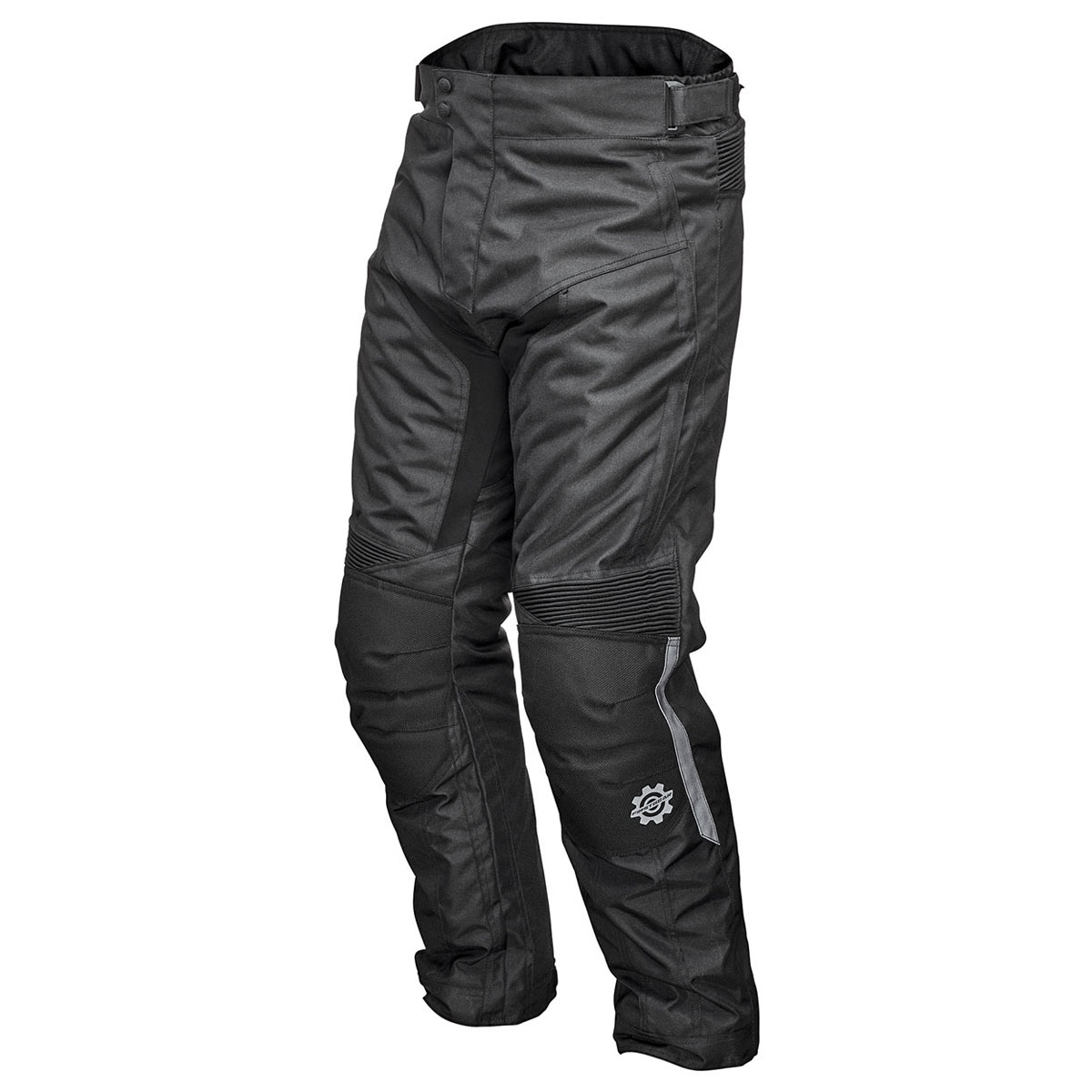 Firstgear Men's Jaunt Black Overpants