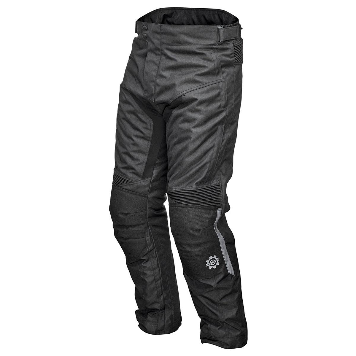 Firstgear Men's Jaunt Black Overpants