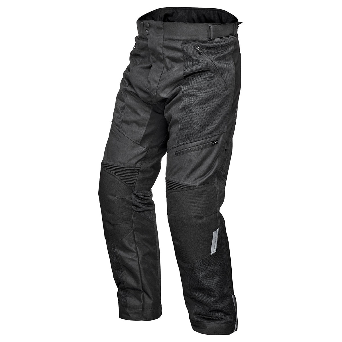 Firstgear Men's Rover Air Mesh Black Pants
