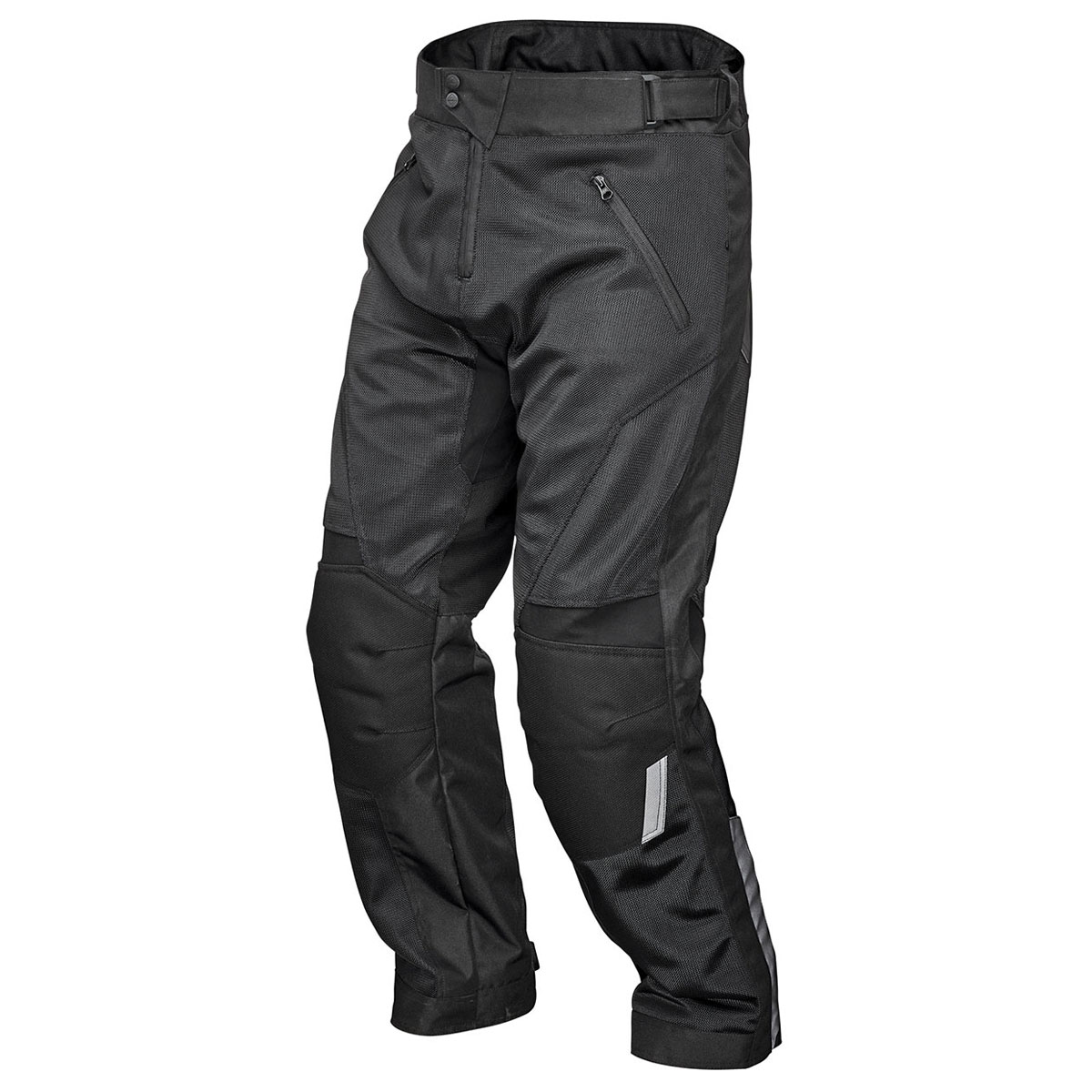 Firstgear Men's Rush Air Mesh Black Pants