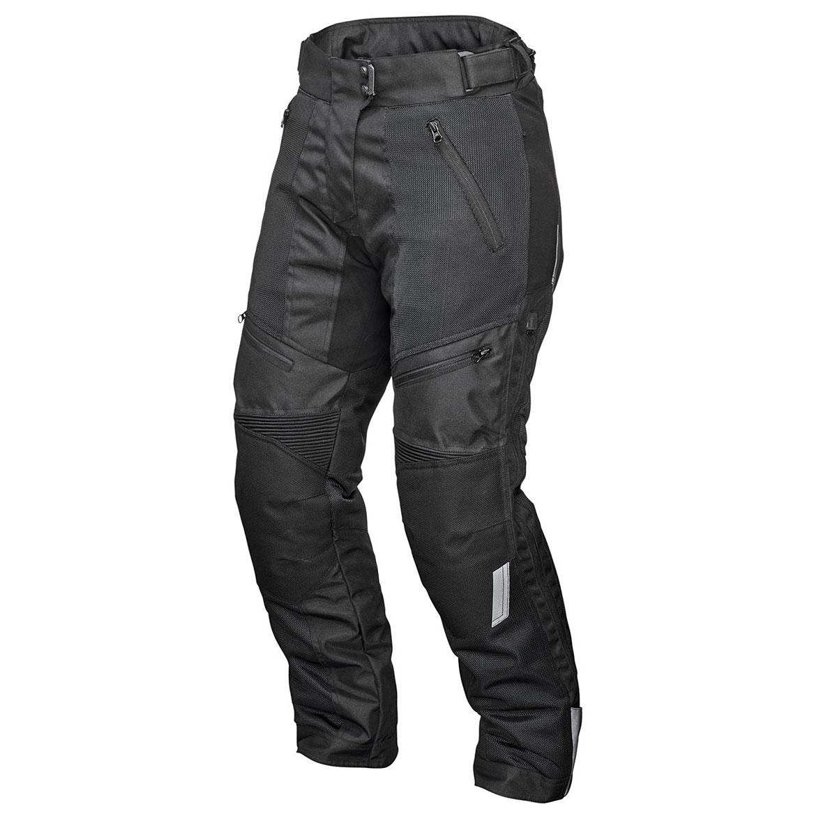 Firstgear Women's Sirocco Mesh Black Overpants