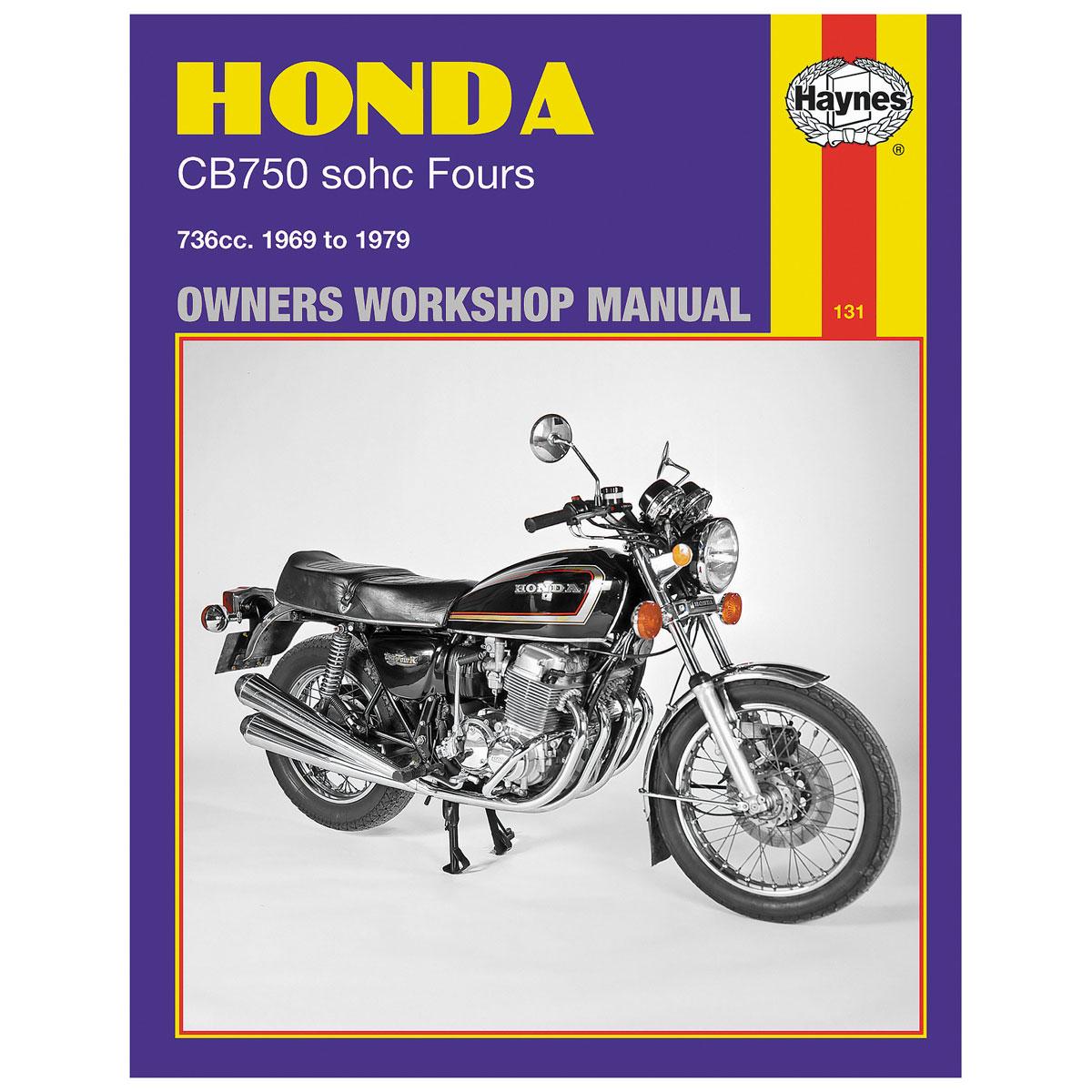 Honda Owners Manual >> Haynes Honda Repair Manual M131