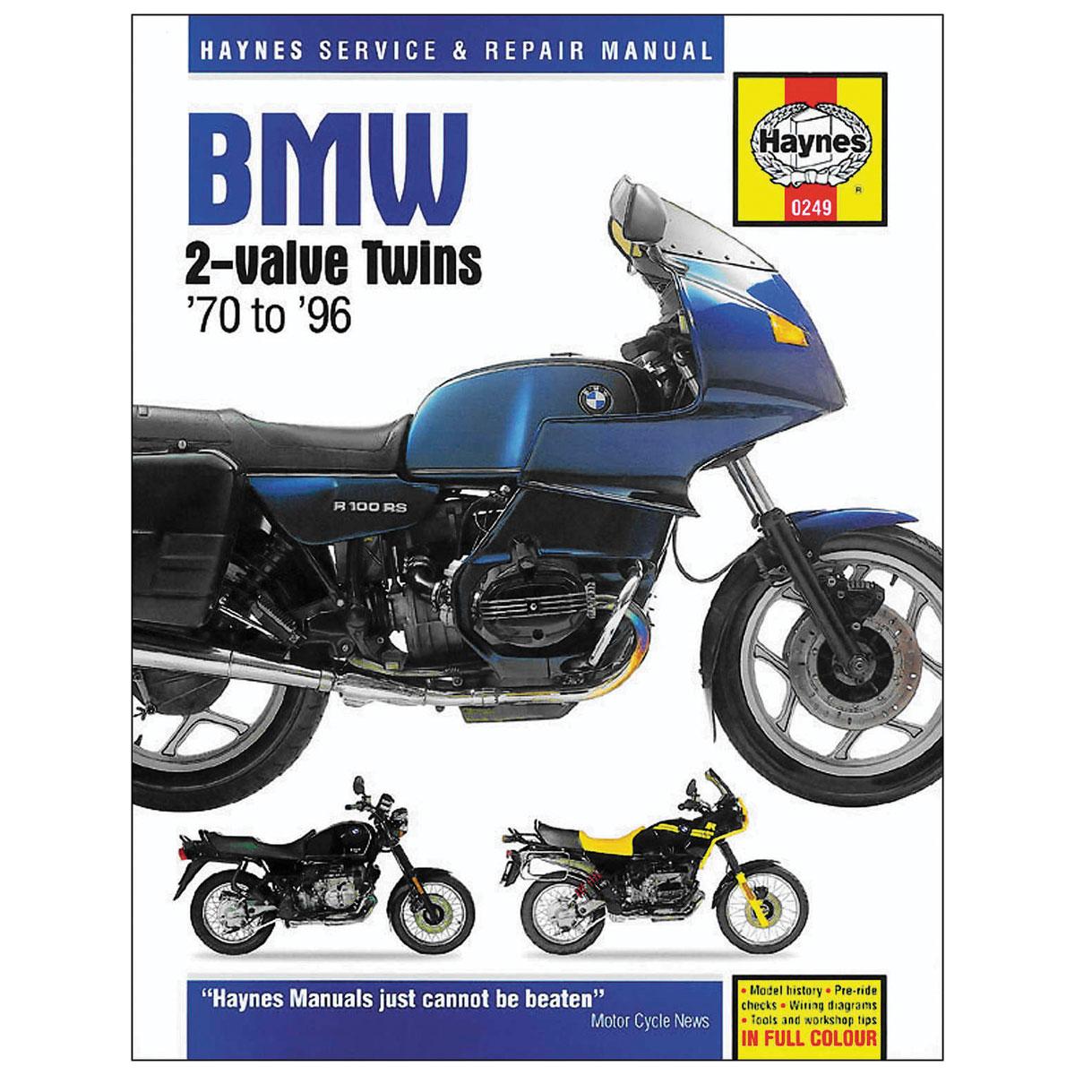 Haynes BMW Repair Manual