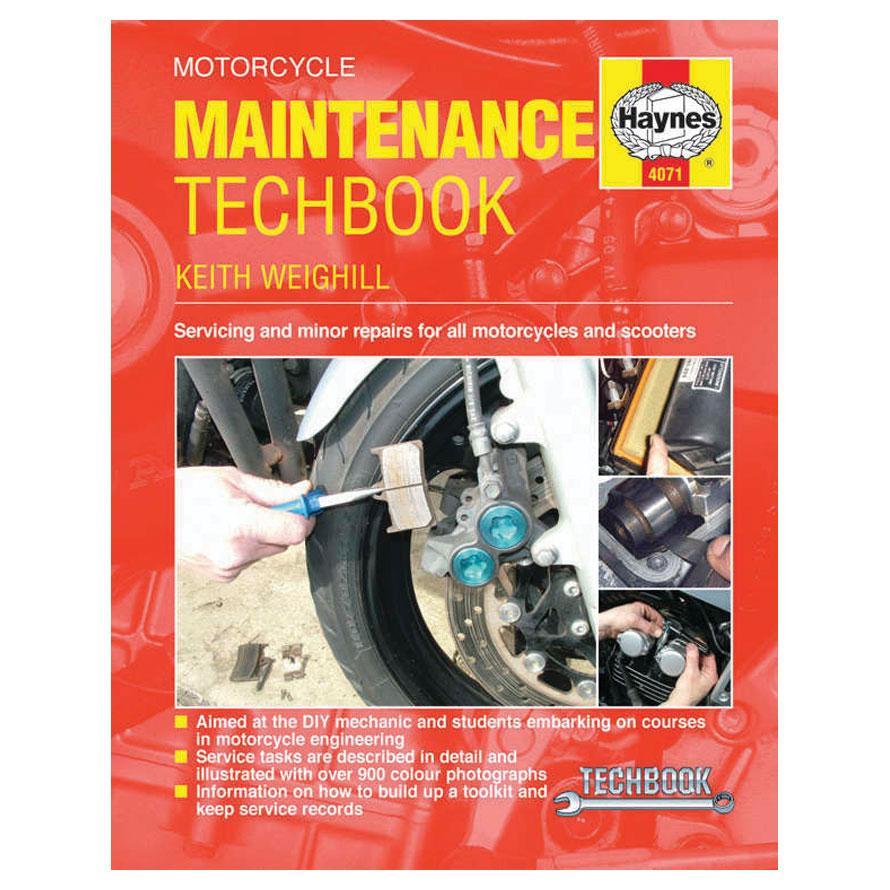 Haynes Maintenance Techbook