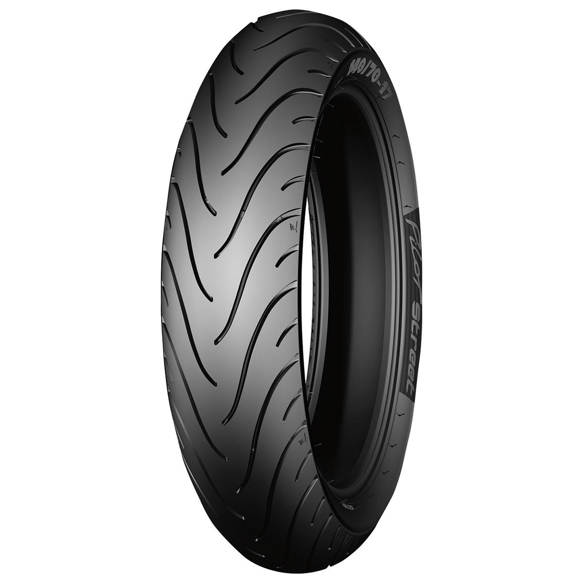 Michelin Pilot Street 2.50-17 Front/Rear Tire