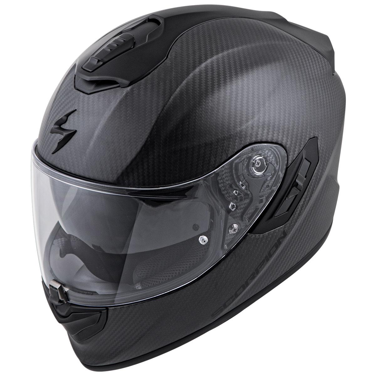 Scorpion EXO EXO-ST1400 Carbon Matte Black Full Face Helmet