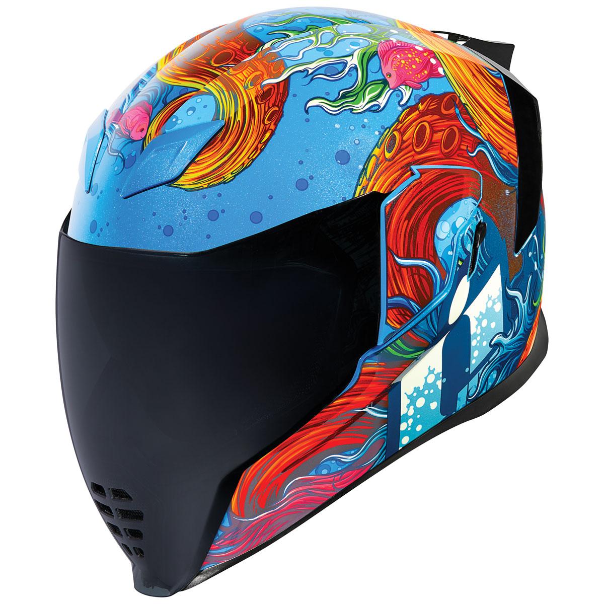 ICON Airflight Inky Full Face Helmet