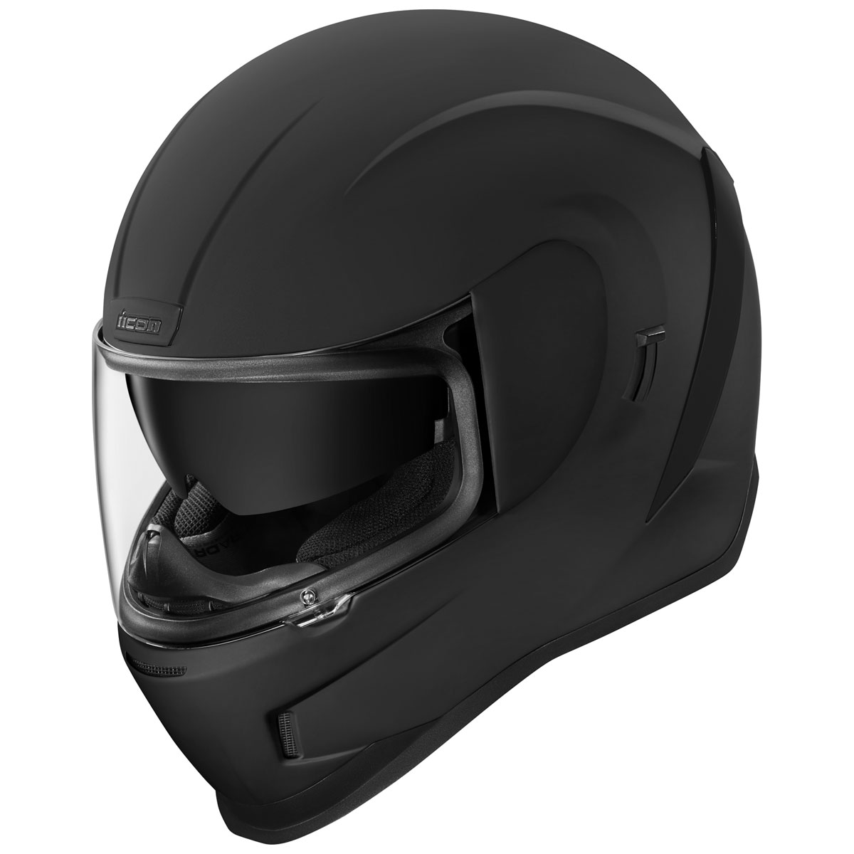 ICON Airform Rubatone Black Full Face Helmet