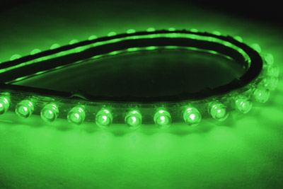 Stingerz Cruiser Level 3 Green LED's