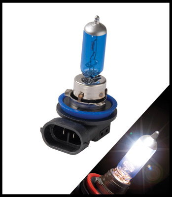Putco Pure Premium Lighting Ion Spark White H8 - Halogen Bulb