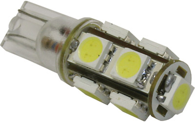 360° 194 Wedge Bulb - Amber (LED Replacement Bulb)