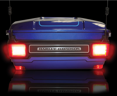 Custom Dynamics Genesis II Ultimate Tour-Pak LED Taillights