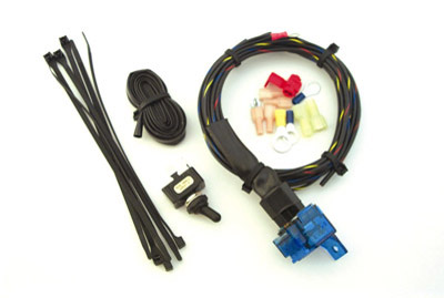 Lazer Star Spotlight Wiring Kit