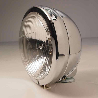 V-Twin Manufacturing 4″ Spot Lamp