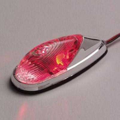 K&S LED Flush-Mount Mini Marker Lights