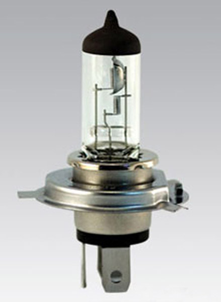 EiKO H4 P43T Base 45/45W Clear Halogen Bulb