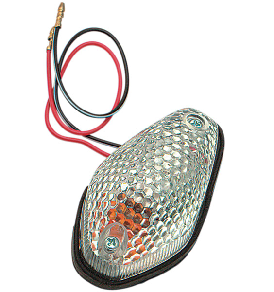 K&S Teardrop Marker Lights