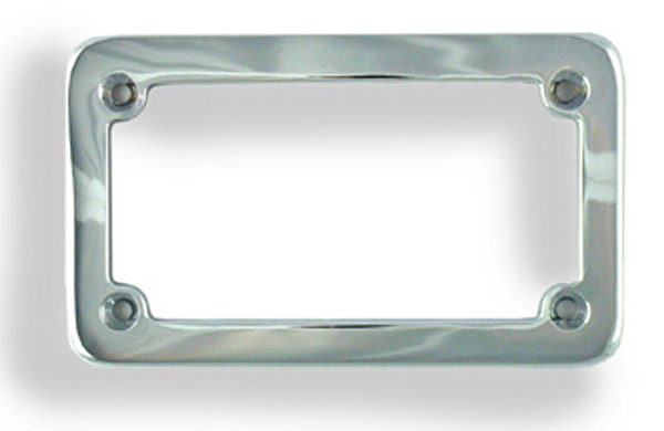 Back OFF License Plate Frame