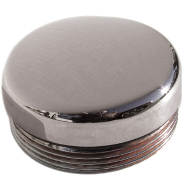 Pro-One Replacement Chrome Stash Tube Cap Only