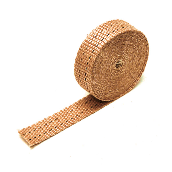 Design Engineering Inc. 1″ x 15′ Exhaust Wrap - Tan