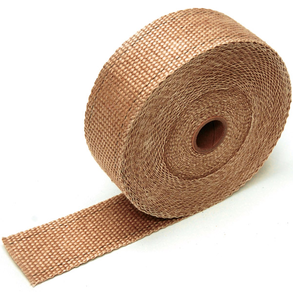 Design Engineering Inc. 2″ x 50′ Exhaust Wrap - Tan