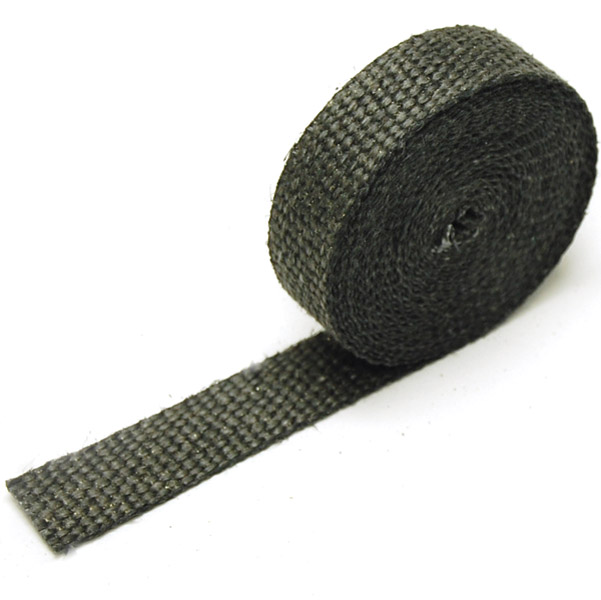 Design Engineering Inc. 1″ x 15′ Exhaust Wrap - Black