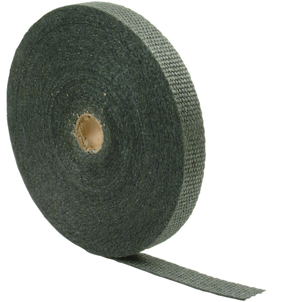 Design Engineering Inc. 1″ x 100′ Exhaust Wrap - Black