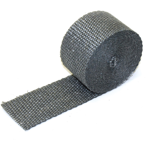 Design Engineering Inc. 2″ x 15′ Exhaust Wrap - Black