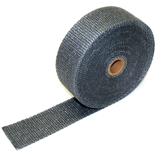 Design Engineering Inc. 2″ x 50′ Exhaust Wrap - Black